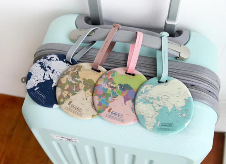 Бирки на чемодан
